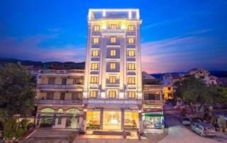 Khách sạn Diamond Hạ Long