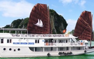 Du thuyền Ha Long Deluxe Dragon Cruise
