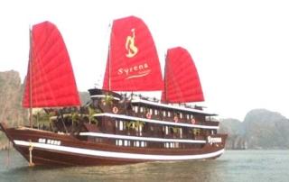 Du thuyền Syrena